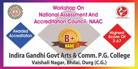 Workshop on NAAC